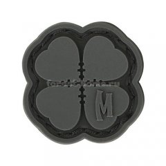 Патч Maxpedition Lucky Shot Clover Micropatch Wolf Grey (MNCLS)