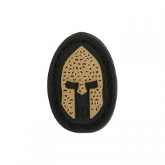 Патч Maxpedition Spartan Hi Relief Micro Morale Patch Full Color (SHIMC)